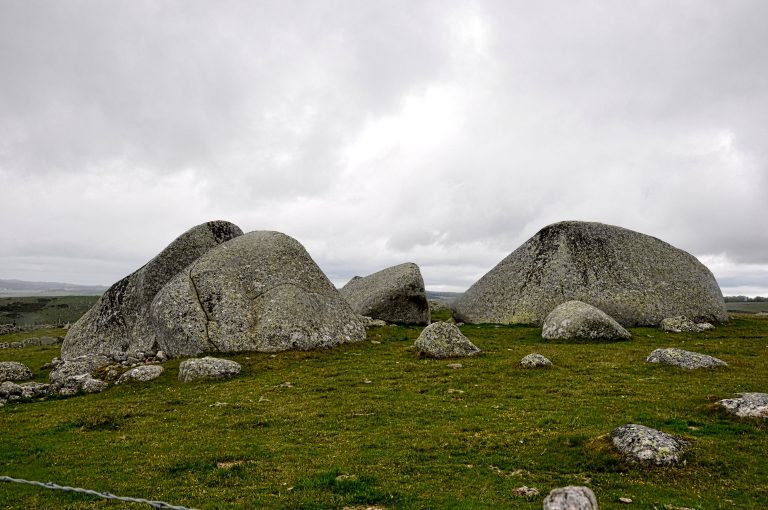 Rock formation named El Camino - The Way